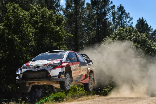 WRC ヤリス