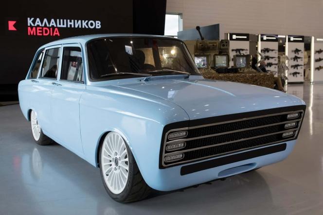 カラシニコフ CV-1