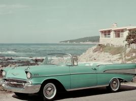 映画×車!「60セカンズ」に登場する1950年代のクラシックカーたち