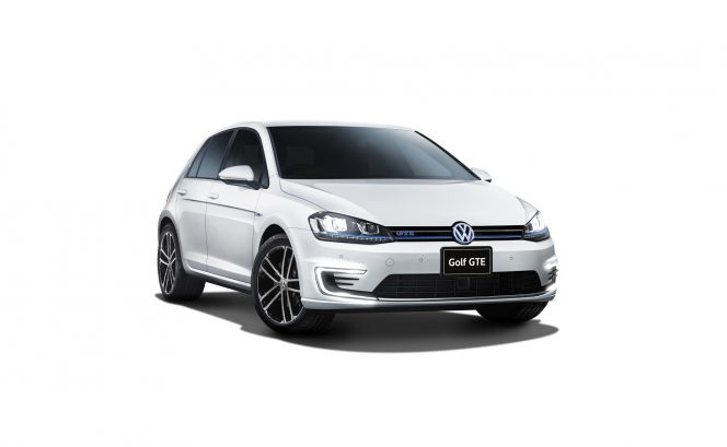 VW ゴルフ GTE