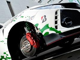 TEINから新車高調MONO RACINGデビュー!シビックTYPE R 、86でテスト