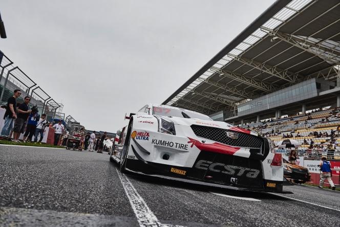 KUMHO ECSTA Racing(2016)