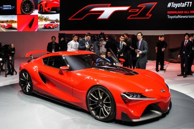 トヨタ FT-1