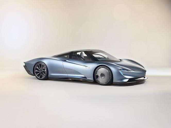 マクラーレン スピードテール McLaren Speedtail