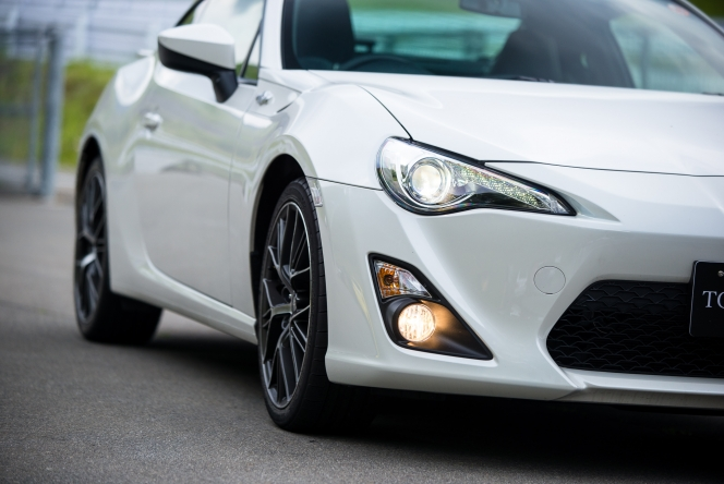 2014 Toyota 86 Minor Update Model