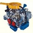 日本初のFF車のために開発された、スバル最初の水平対向EA型エンジン