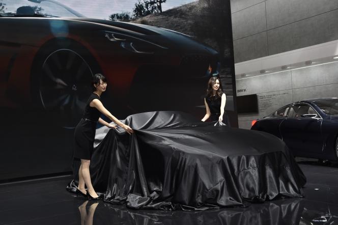 2017 東京モーターショー BMW プレスカンファレンス