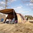 寒さ対策だけじゃ足りない!春先キャンプを安全に楽しむための重要な3つのポイント
