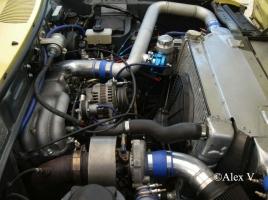 最高出力380馬力…ロータリーエンジンを搭載したカプチーノの実力とは?
