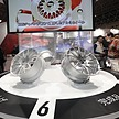 BBS、東京オートサロン2019で鍛造ホイール製造工程を公開!GT-Rの展示も!