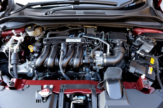 2014 Honda Vezel 1.5L-S