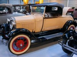 コレクター注目!フォード・ミュージアム、クラシックカー競売へ