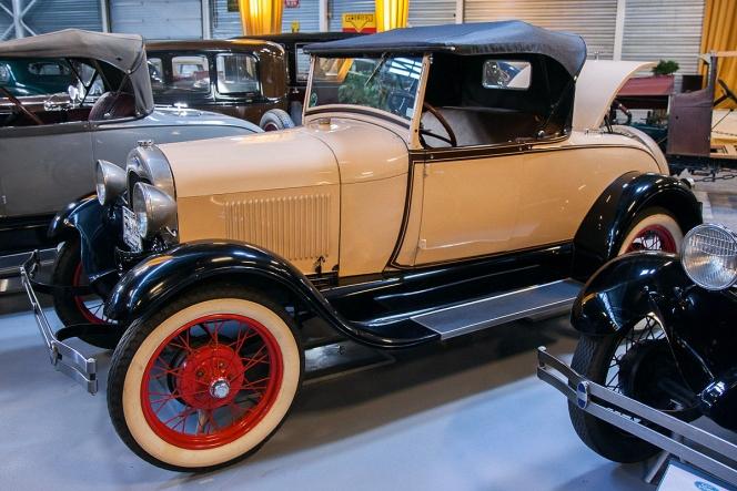 フォード モデルAロードスター