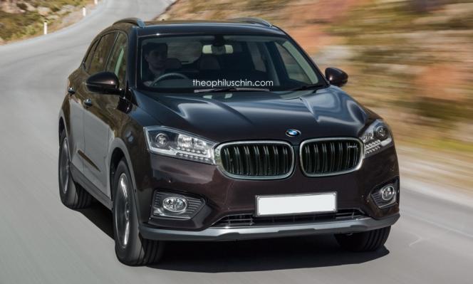 BMW版「BX7」