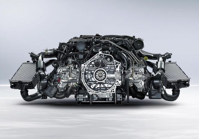 TYPE991 ターボエンジン