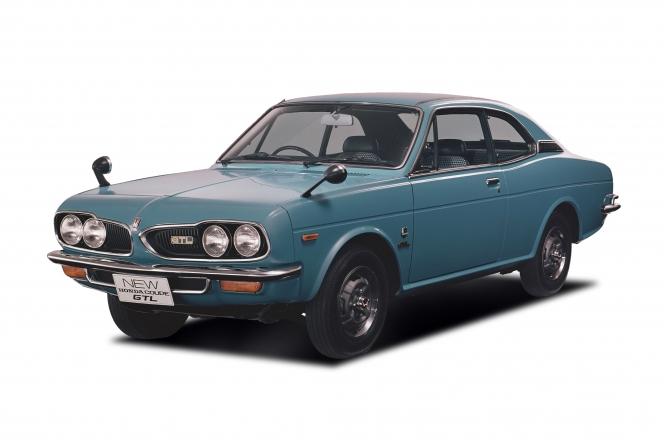 ホンダ 1300 クーペ GTL