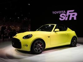 """トヨタ""""S-FR""""ついに登場か?東京モーターショー2015のトヨタの出展車5台!"""