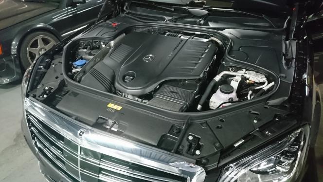 メルセデス S450