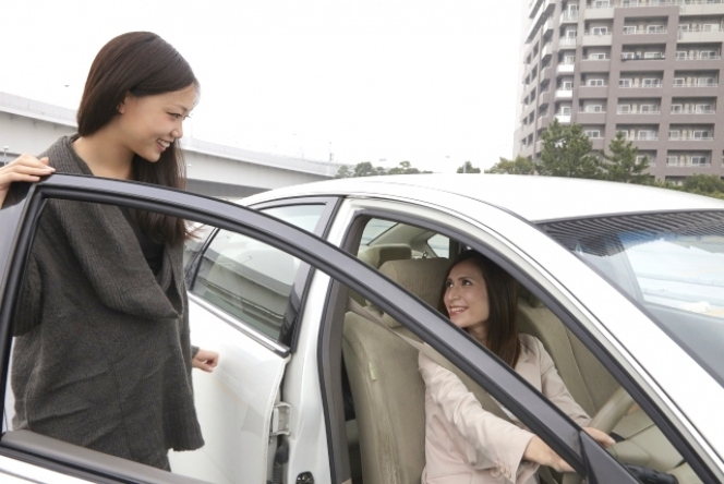 車 貸し借り 友人