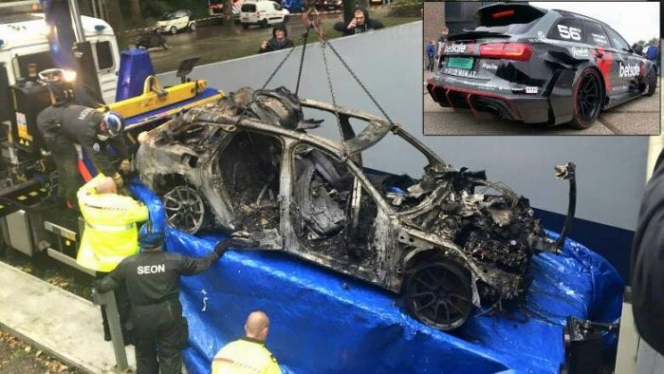 アウディ RS6 DTM