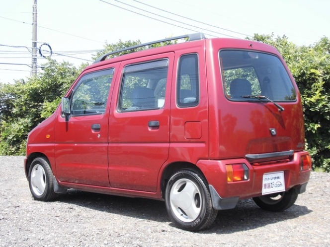 スズキ ワゴンR 初代 1996
