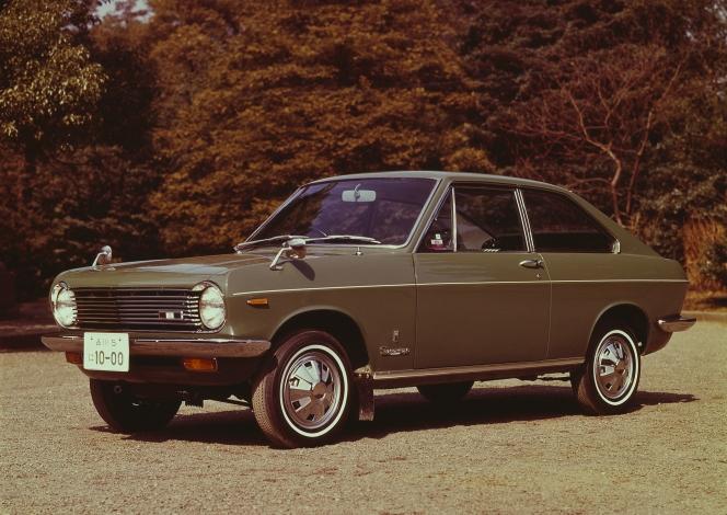 日産 サニー 1968