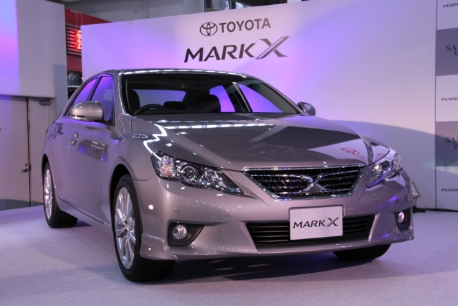 toyota mark5