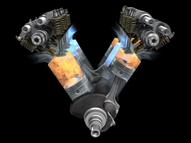 V6シリンダー