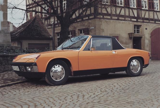 ポルシェ914