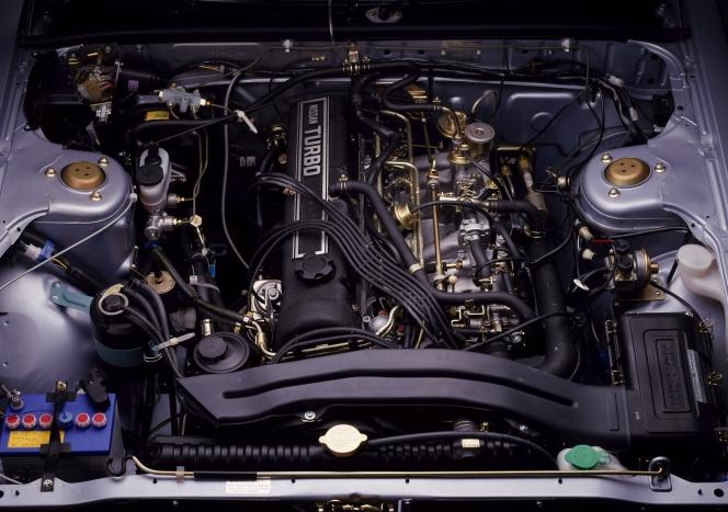 SOHCエンジン L20ET