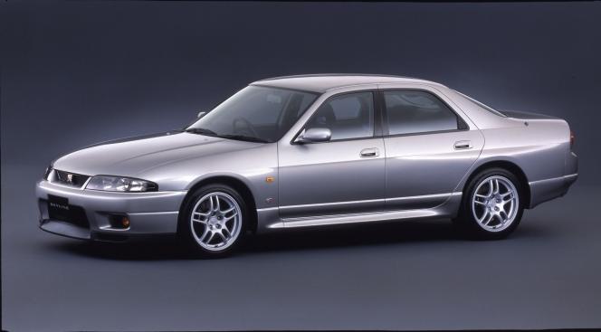 R33 スカイライン GT-Rオーテックバージョン 40th ANNIVERSARY