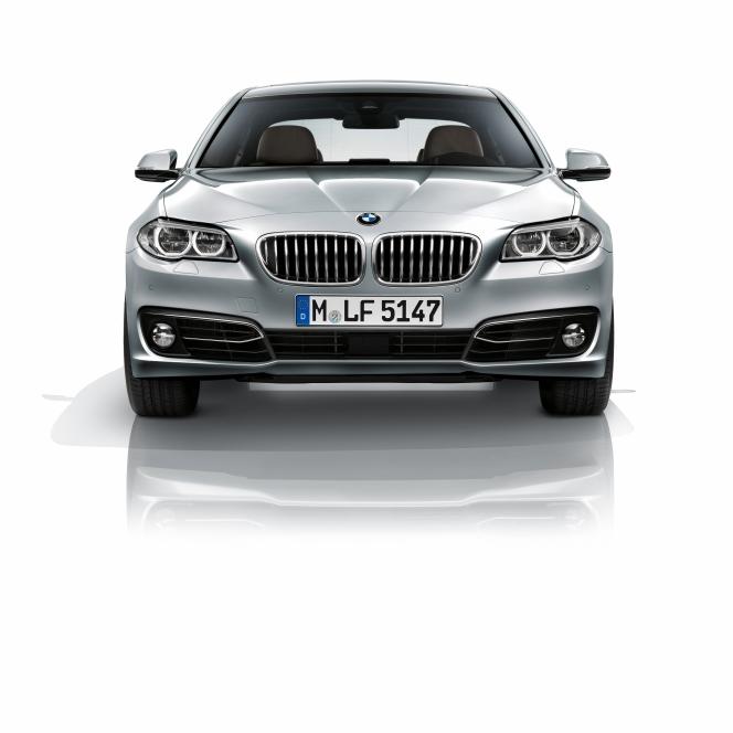 BMW 5 キドニーグリル