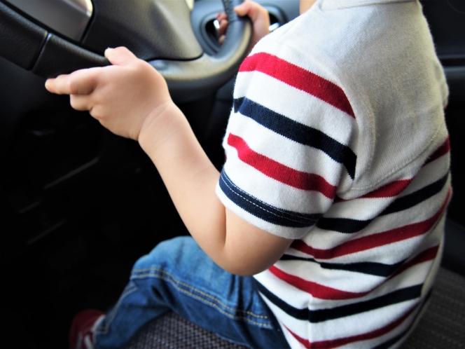 運転 幼児