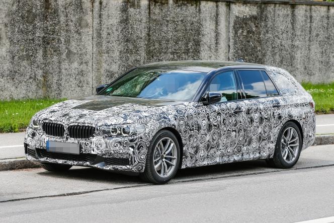 BMW 5シリーズ 次世代レンジ