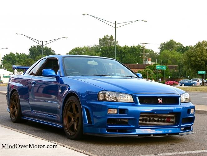 日産スカイライン GT-R