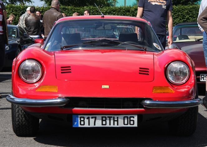 フェラーリ ディーノ 246GT