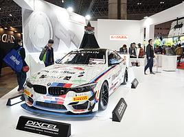 ディクセル、2019年春発売予定の新製品を多数出展!東京オートサロン2019