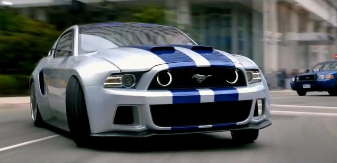 ニード・フォー・スピード登場車:フォード シェルビー マスタング GT500