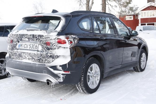 BMW 7人乗りX1
