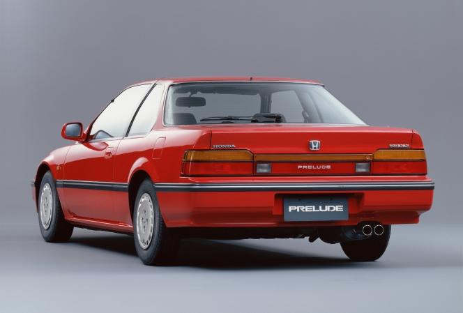 ホンダ プレリュード 1987