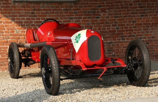 アルファロメオ RL TF 1923