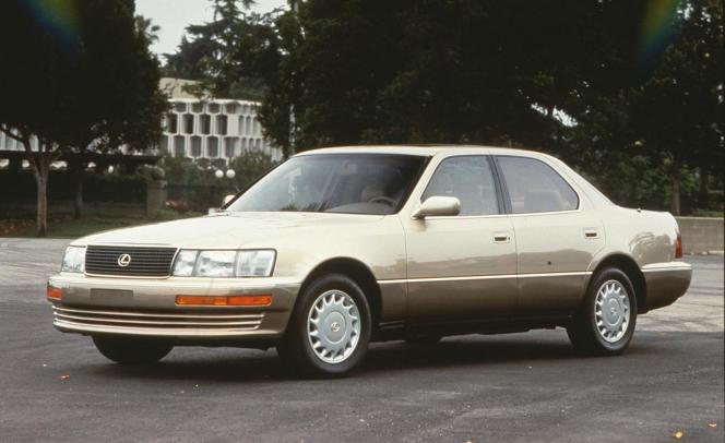 1990 レクサス LS400