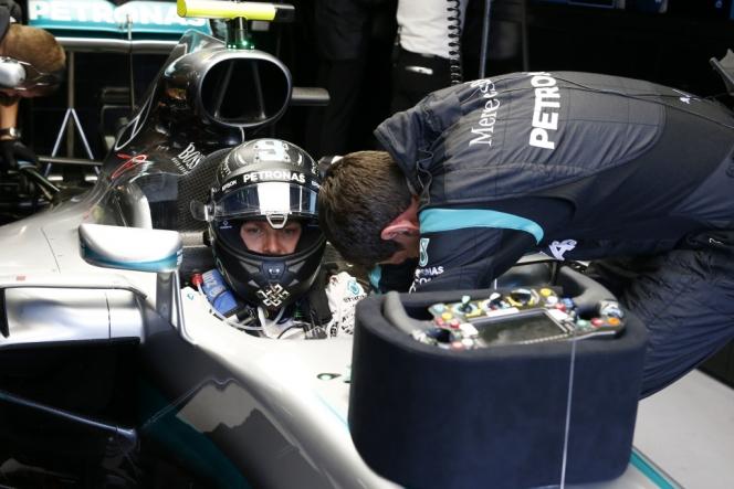 メルセデス AMG ペトロナス F1(2016)