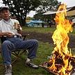 【名人直伝】焚き火を失敗しない6つのコツ! 薪の種類と組み方、おすすめ焚き火ギアも
