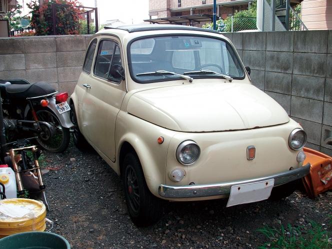アヘッド FIAT500
