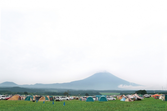 アヘッド 星空の下で会おう 三菱自動車『スターキャンプ2013 in 朝霧高原』 1