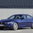 BMW 3シリーズ「320dセダン/ツーリング」に、新世代クリーンディーゼルエンジンを搭載し、販売開...