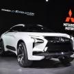 【東京モーターショー2017】新世代EV「e-EVOLUTION CONCEPT」と新型エクリプス クロス…三菱 画像まとめ