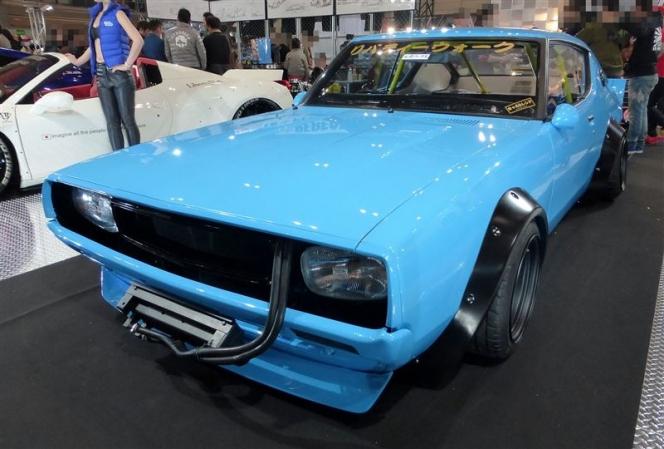 日産 スカイラインC110型