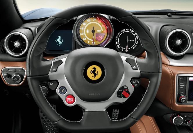 フェラーリ カリフォルニアT